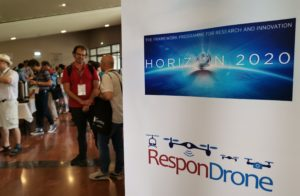 ResponDrone relevance to fighting fires in agricultural environments highlighted at ECPA 2019