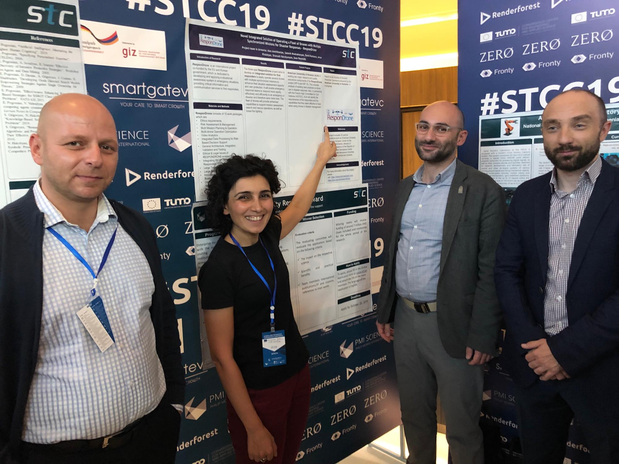 AUA at STCC 2019