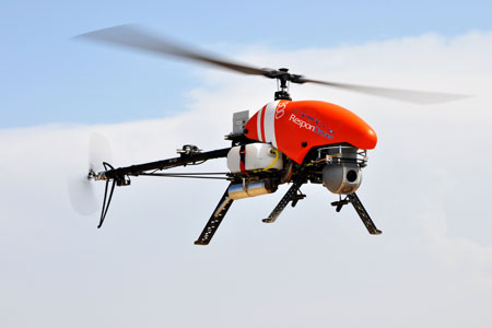 What are the major benefits of using drones in disaster management?