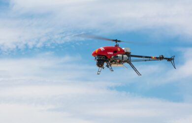 ResponDrone to integrate 3D mapping technology to enhance situation awareness for first responders